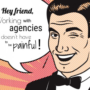 Agencies – at your service?