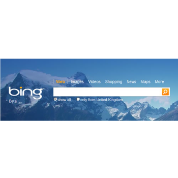 Bing! Search reaches new heights – or does it?
