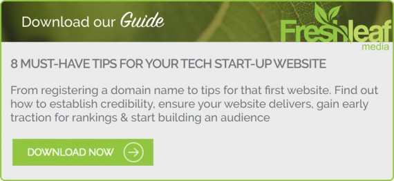 8 must have tips for your start up tech website