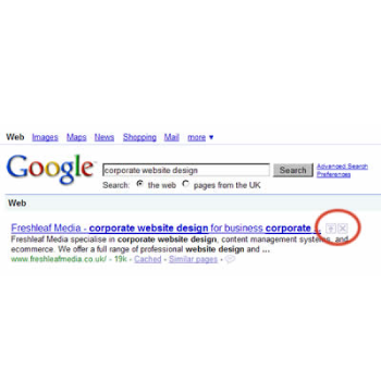 Customise your Google Search