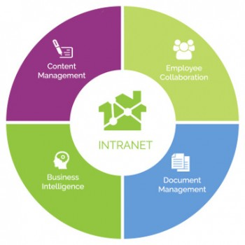 How to build a company intranet